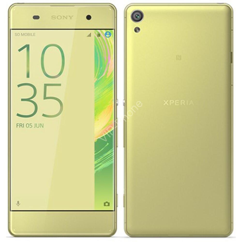 Sony F3111 sony-f3111-xperia-xa16gb-lte-lime-arany-kartyafuggetlen-mobiltelefon-20325XA16GB LTE lime-arany kártyafüggetlen mobiltelefon