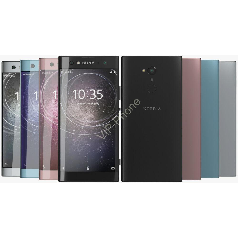 Sony H4113 Xperia XA2 32GB Dual-Sim gyártói garanciás kártyafüggetlen mobiltelefon