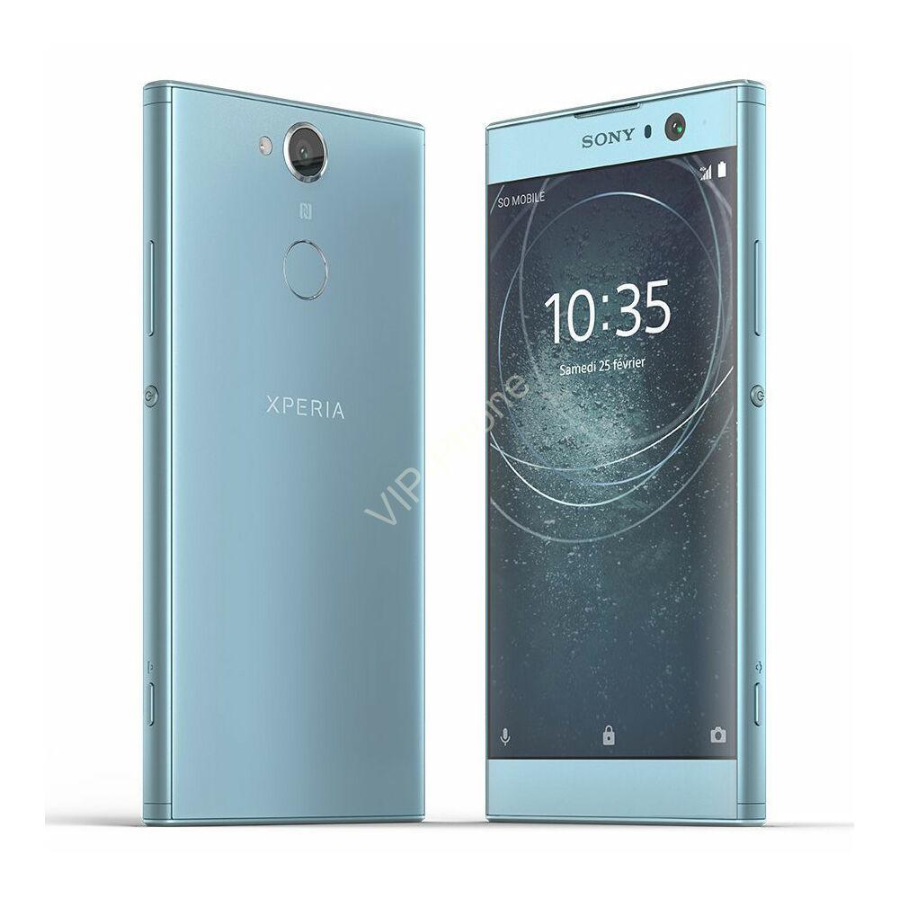 Sony H4113 Xperia XA2 32GB Dual-Sim kék gyártói garanciás kártyafüggetlen mobiltelefon
