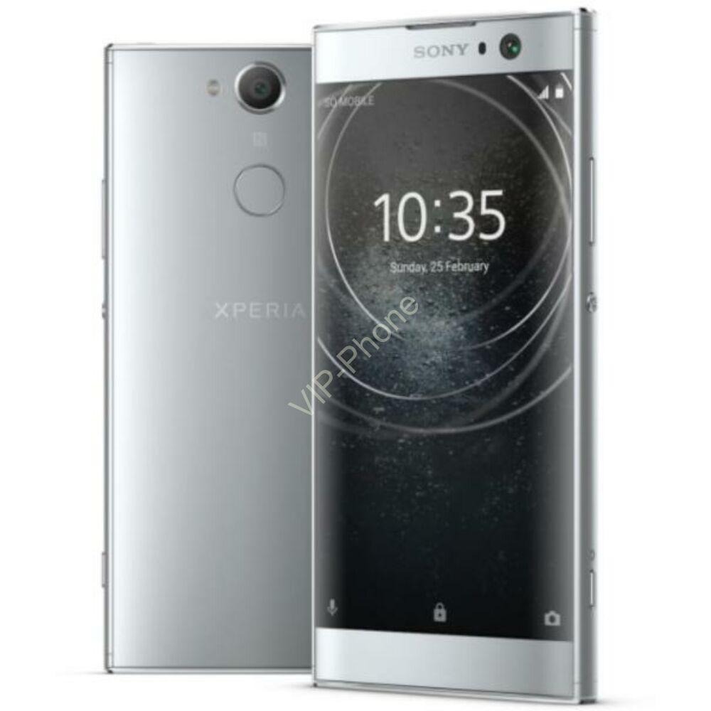 Sony H4213 Xperia XA2 Ultra 32GB Dual-Sim ezüst kártyafüggetlen mobiltelefon
