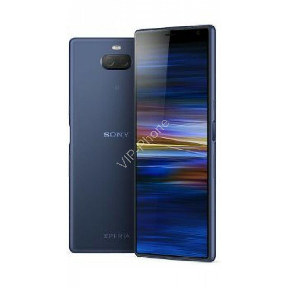 Sony I4113 Xperia 10 Dual-Sim kék kártyafüggetlen mobiltelefon