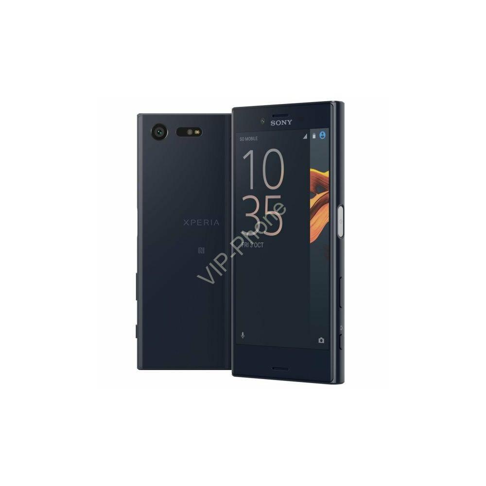 HASZNÁLT Sony Xperia X compact (F5321) Fekete kártyafüggetlen mobiltelefon