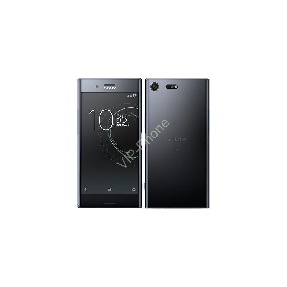 Sony G8141 Xperia XZ Premium fekete gyártói garanciás kártyafüggetlen mobiltelefon