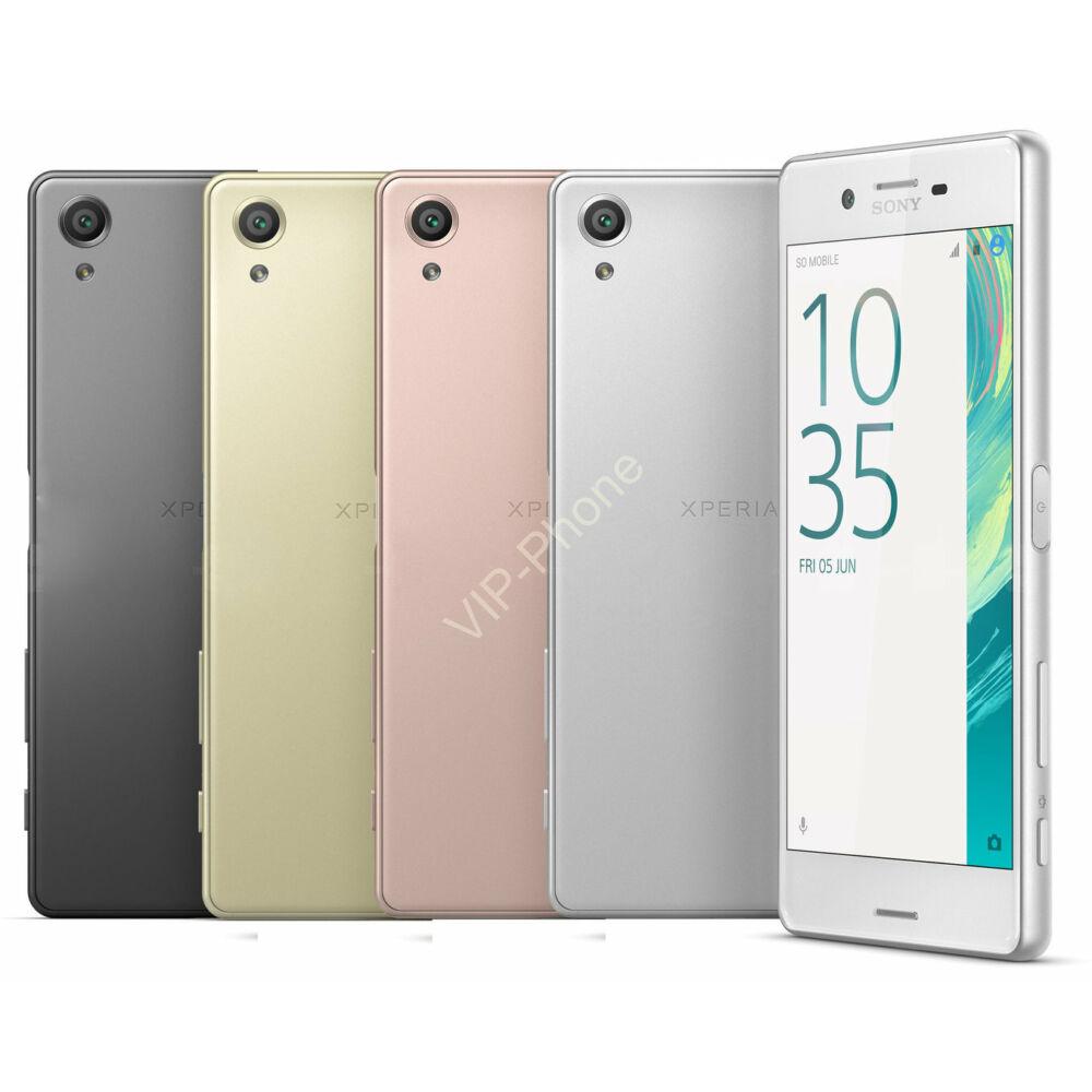 Sony (F5121) Xperia X 32GB LTE gyártói garanciás kártyafüggetlen mobiltelefon