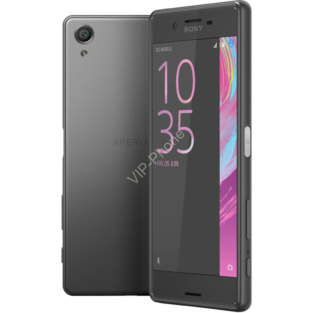 Sony (F5121) Xperia X 32GB LTE Fekete kártyafüggetlen mobiltelefon