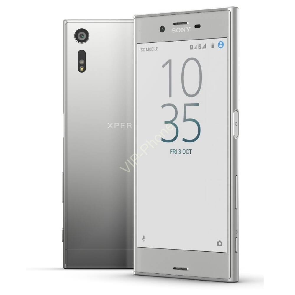 Sony Xperia XZ F8331 32 GB Ezüst kártyafüggetlen mobiltelefon