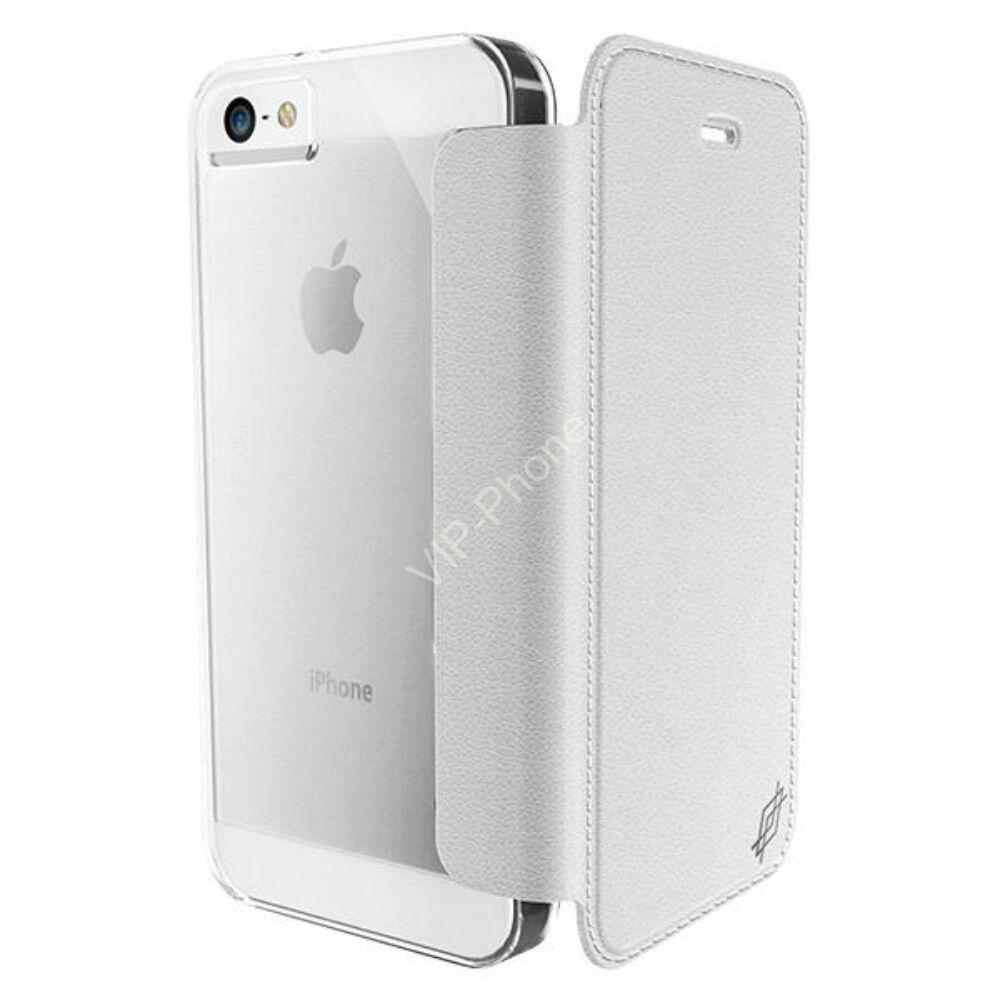 Engage Folio védőtok iPhone 5S / SE Fehér