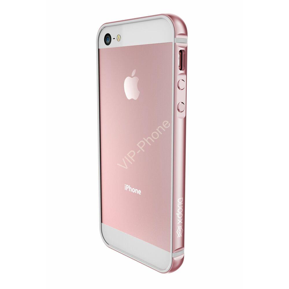 Bump Gear Plus védőkeret iPhone 5S / SE Rozéarany