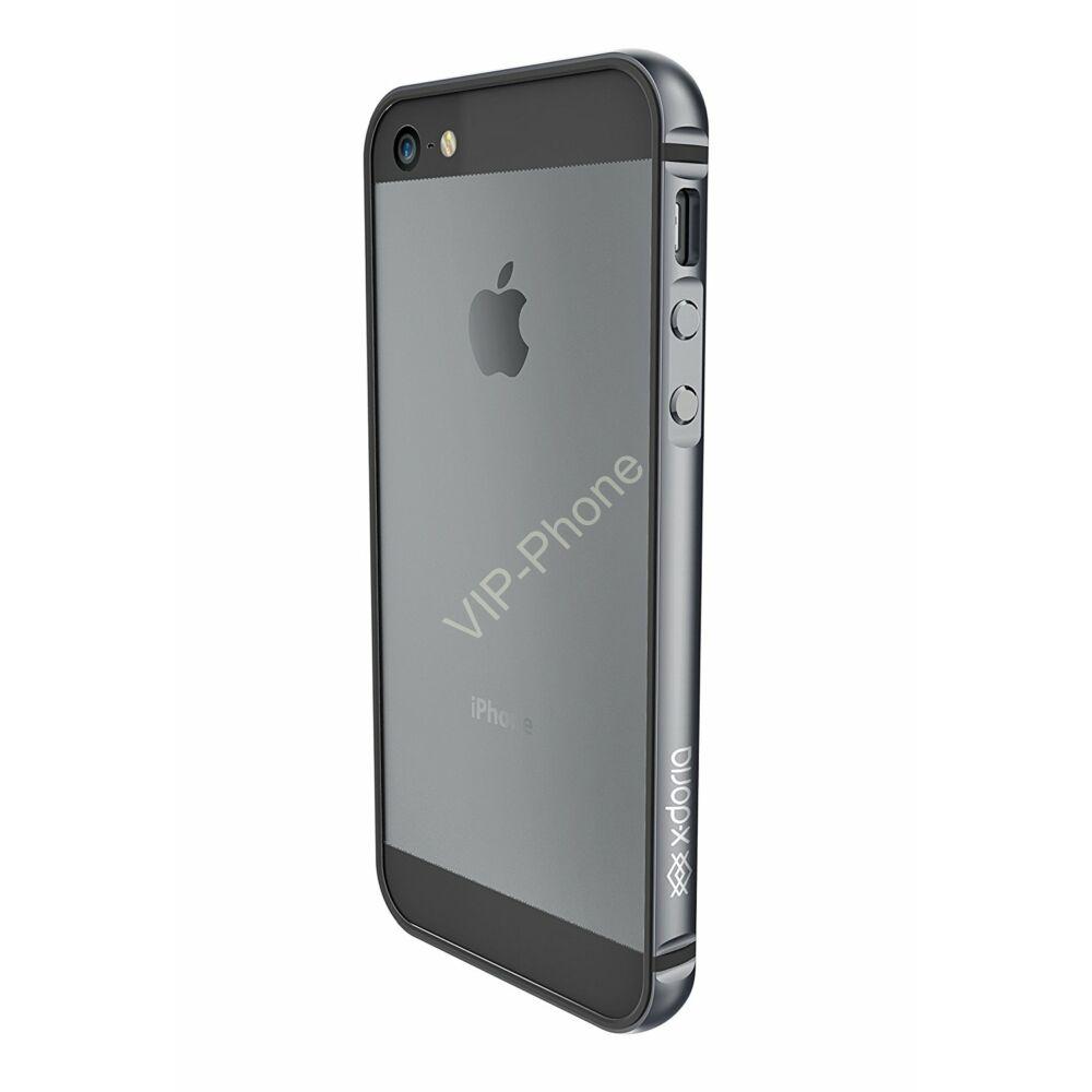 Bump Gear Plus védőkeret iPhone 5S / SE Asztroszürke