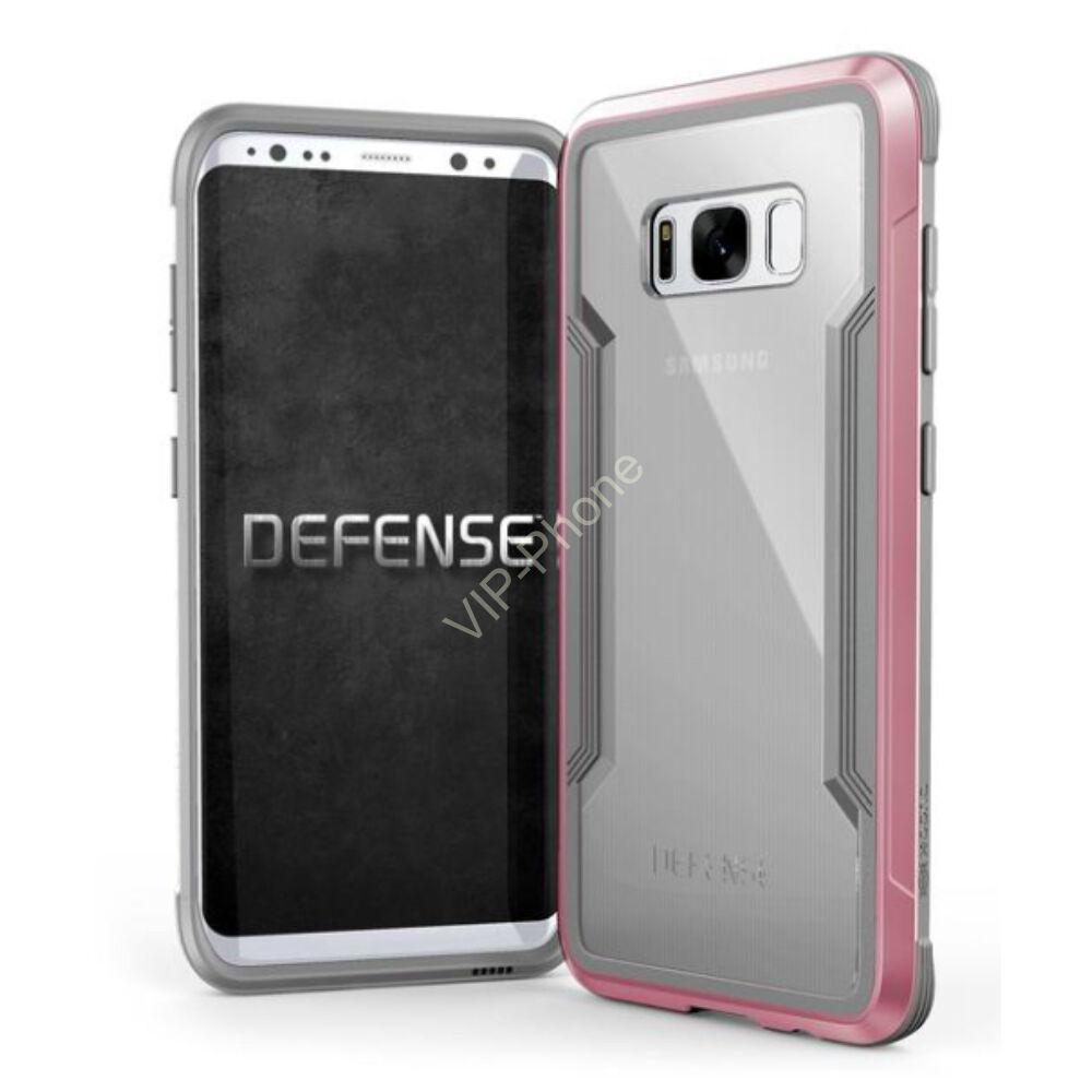 Defense Shield védőtok Samsung S8 Rozéarany
