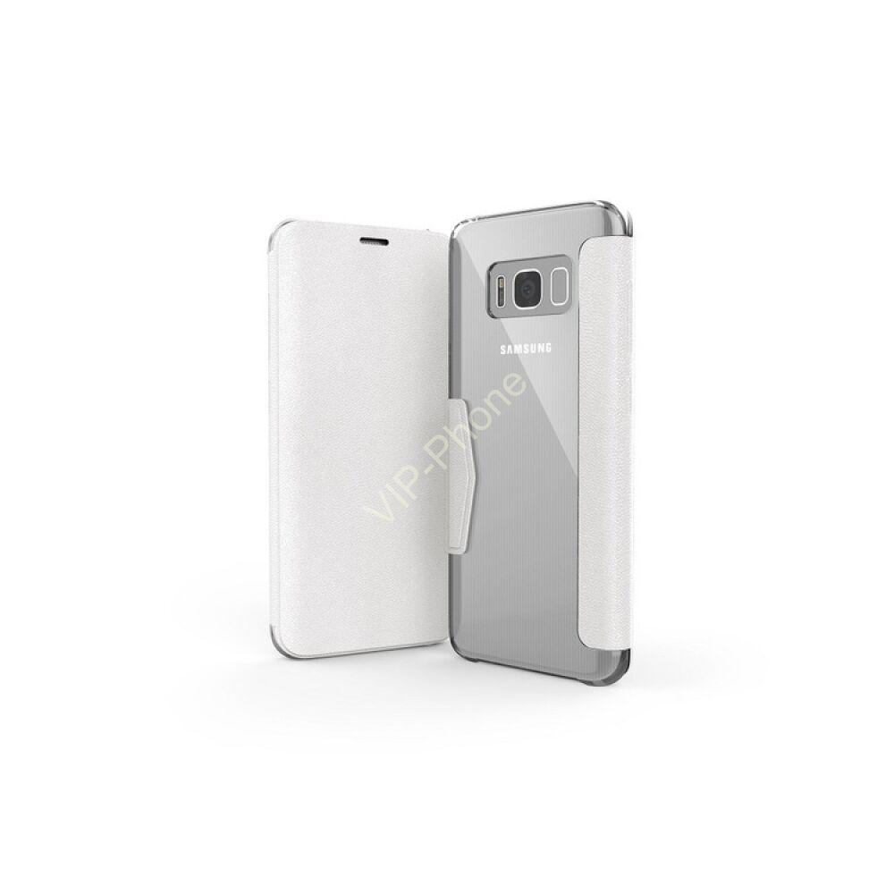 Engage Folio védőtok Samsung S8 Fehér