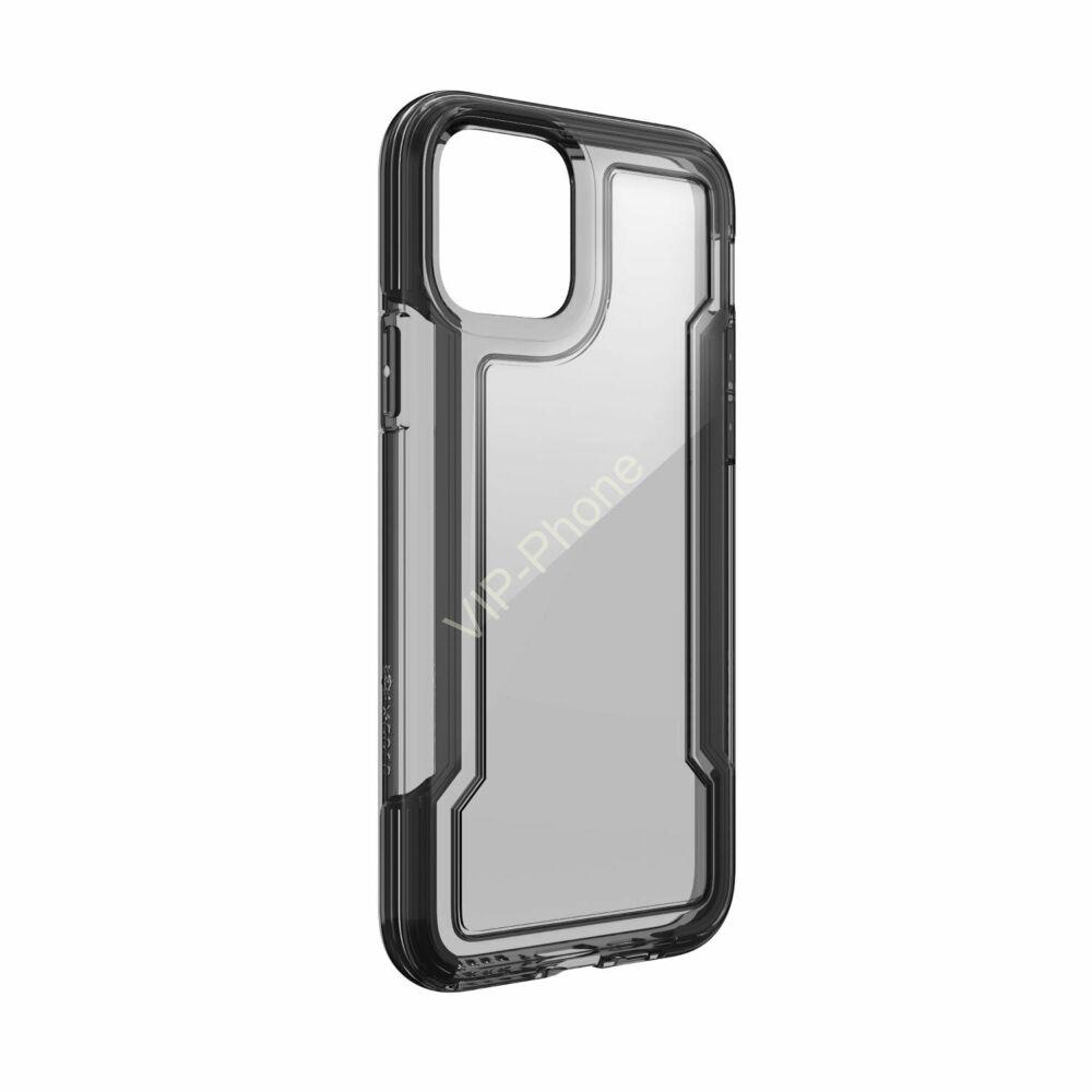 x-doria-defense-clear-vedotok-apple-iphone-11-keszulekhez-black-1189765