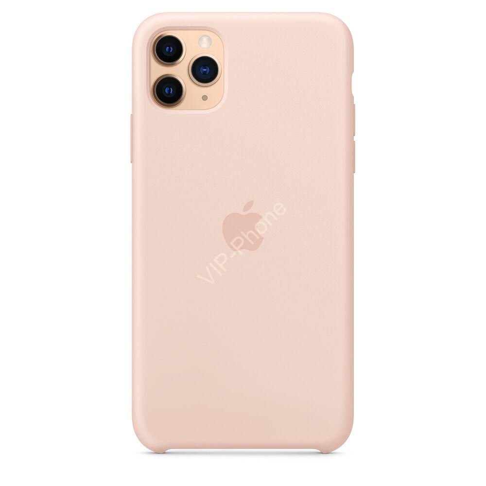 Apple iPhone 11 Pro Max szilikontok, rózsakvarc (mwyy2zm/a)
