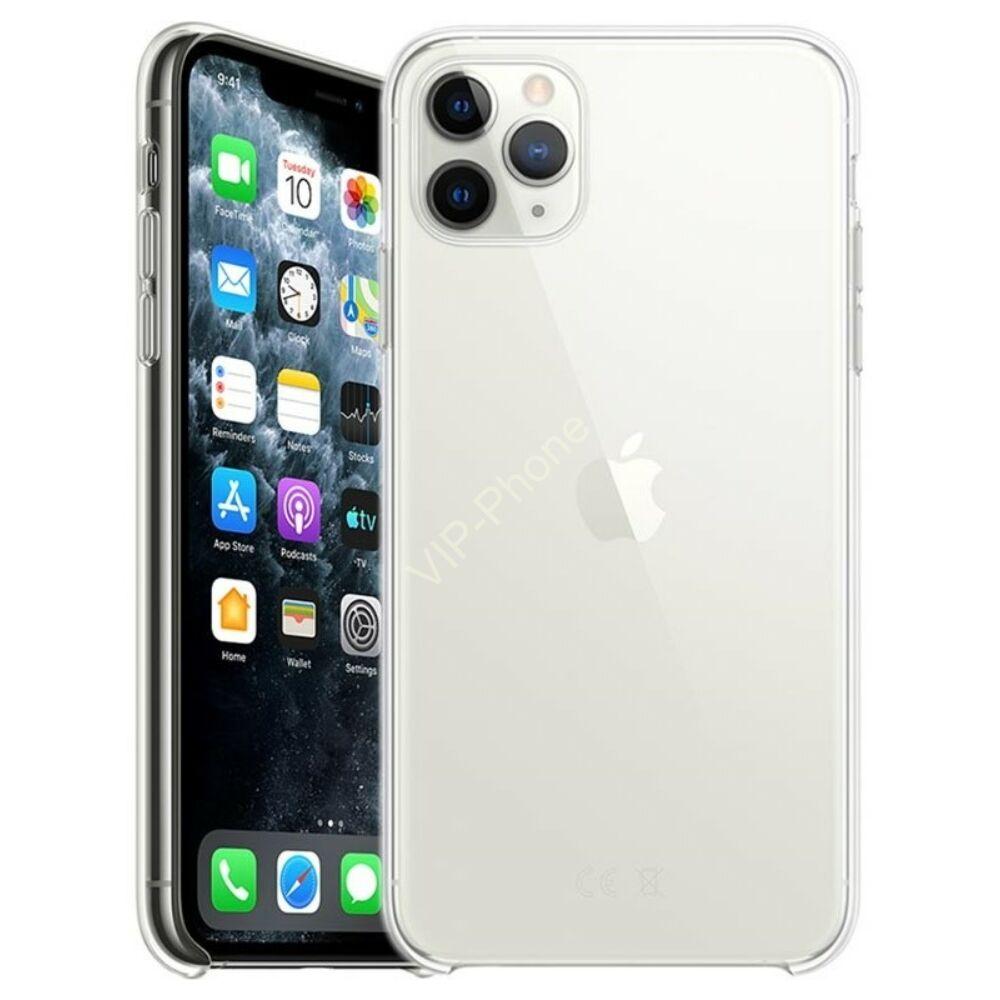 Apple iPhone 11 Pro Max tok, átlátszó (mx0h2zm/a)