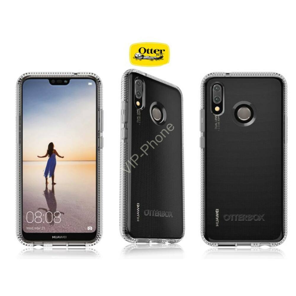 Huawei P20 Lite védőtok - OtterBox Prefix - transparent