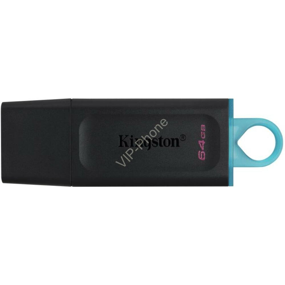 KINGSTON DATATRAVELER EXODIA 64GB USB 3.2 FEKETE Pendrive