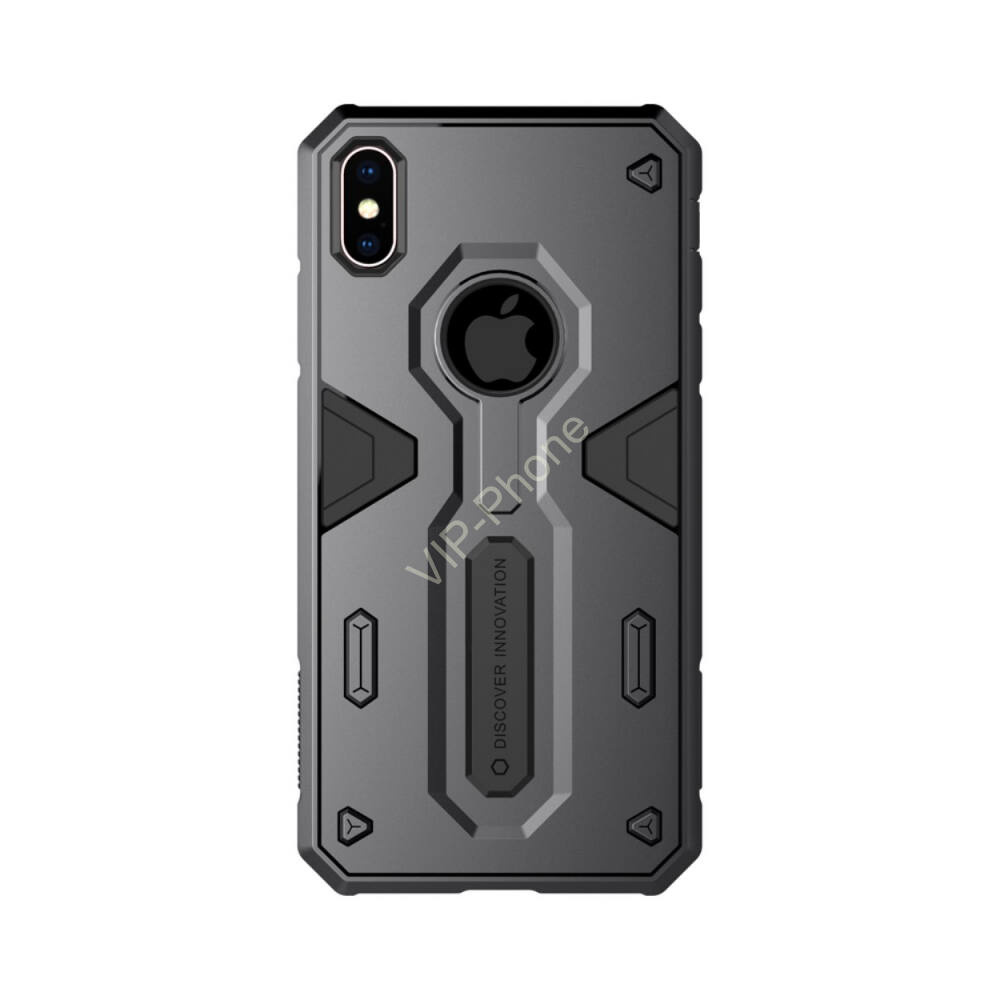 nillkin-defender-ii-szilikon-telefonvedo-muanyag-belso-kozepesen-utesallo-logo-kivagas-fekete-apple-iphone-xs-max-keszulekhez-1189504