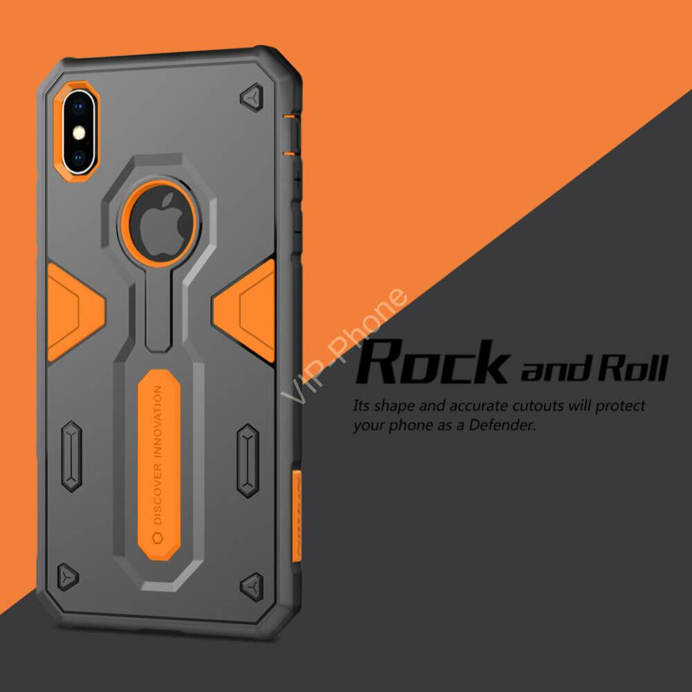 nillkin-defender-ii-szilikon-telefonvedo-muanyag-belso-kozepesen-utesallo-logo-kivagas-feketenarancs-apple-iphone-xs-max-keszulekhez-1189509