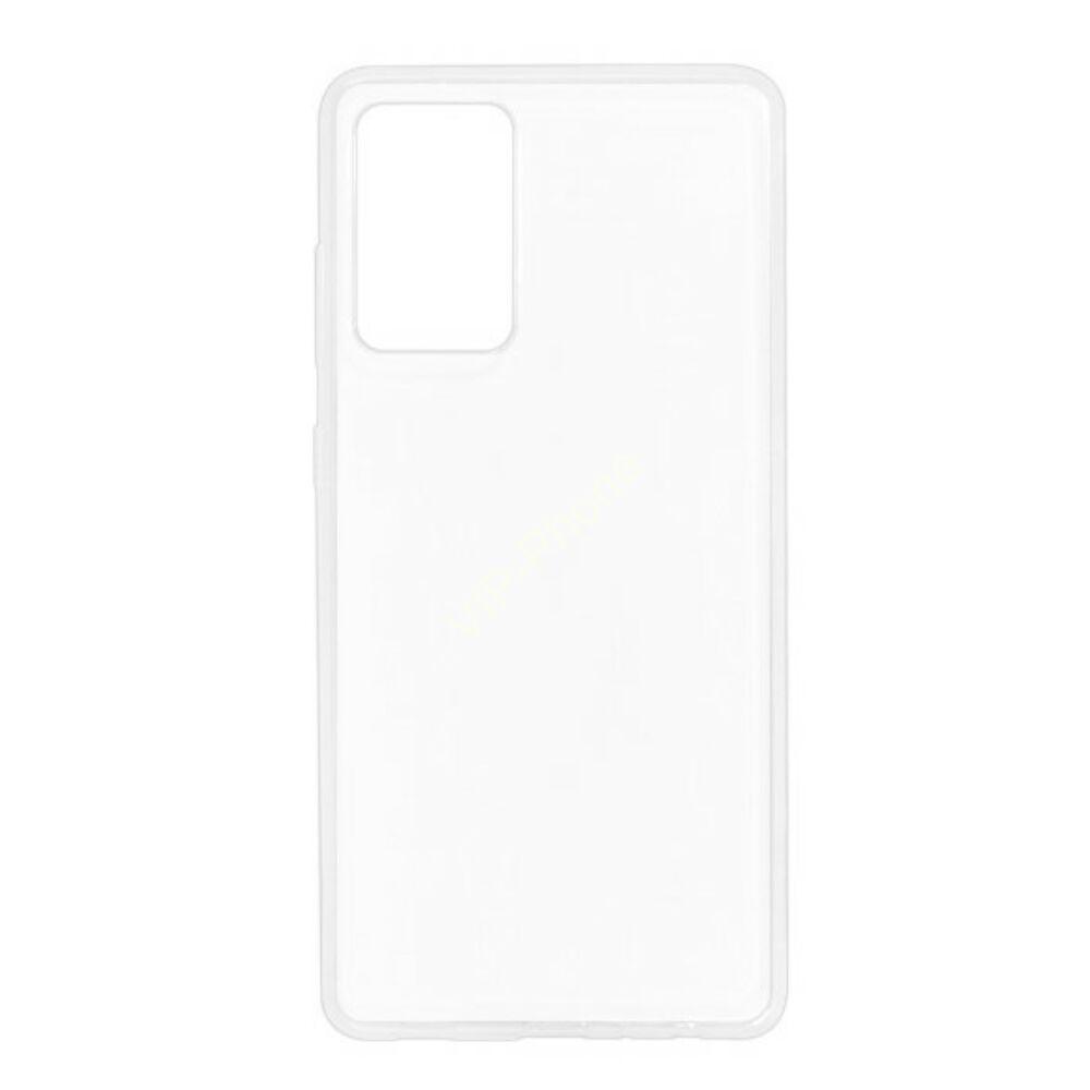 Samsung A525 Galaxy A52 Soft Clear átlátszó szilikon tok