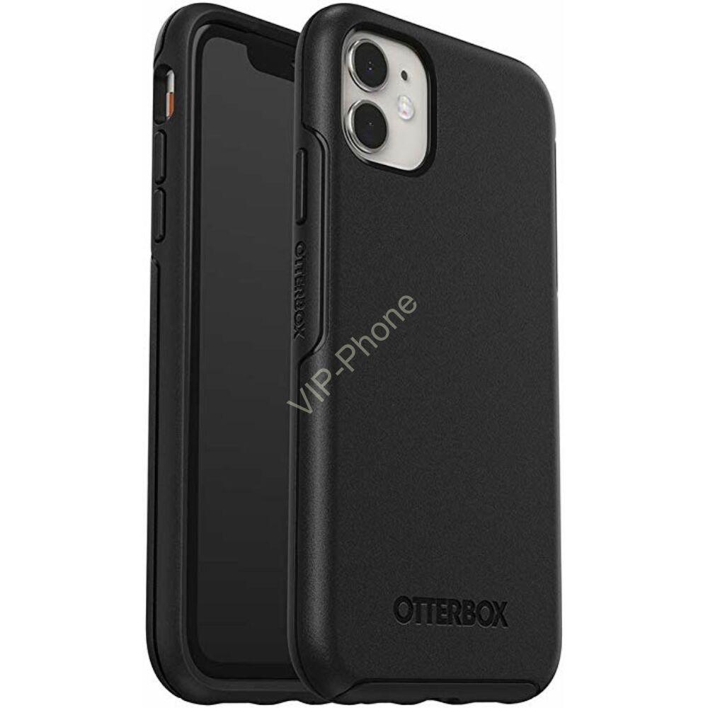 Samsung G965F Galaxy S9 Plusvédőtok - OtterBox Symmetry - black