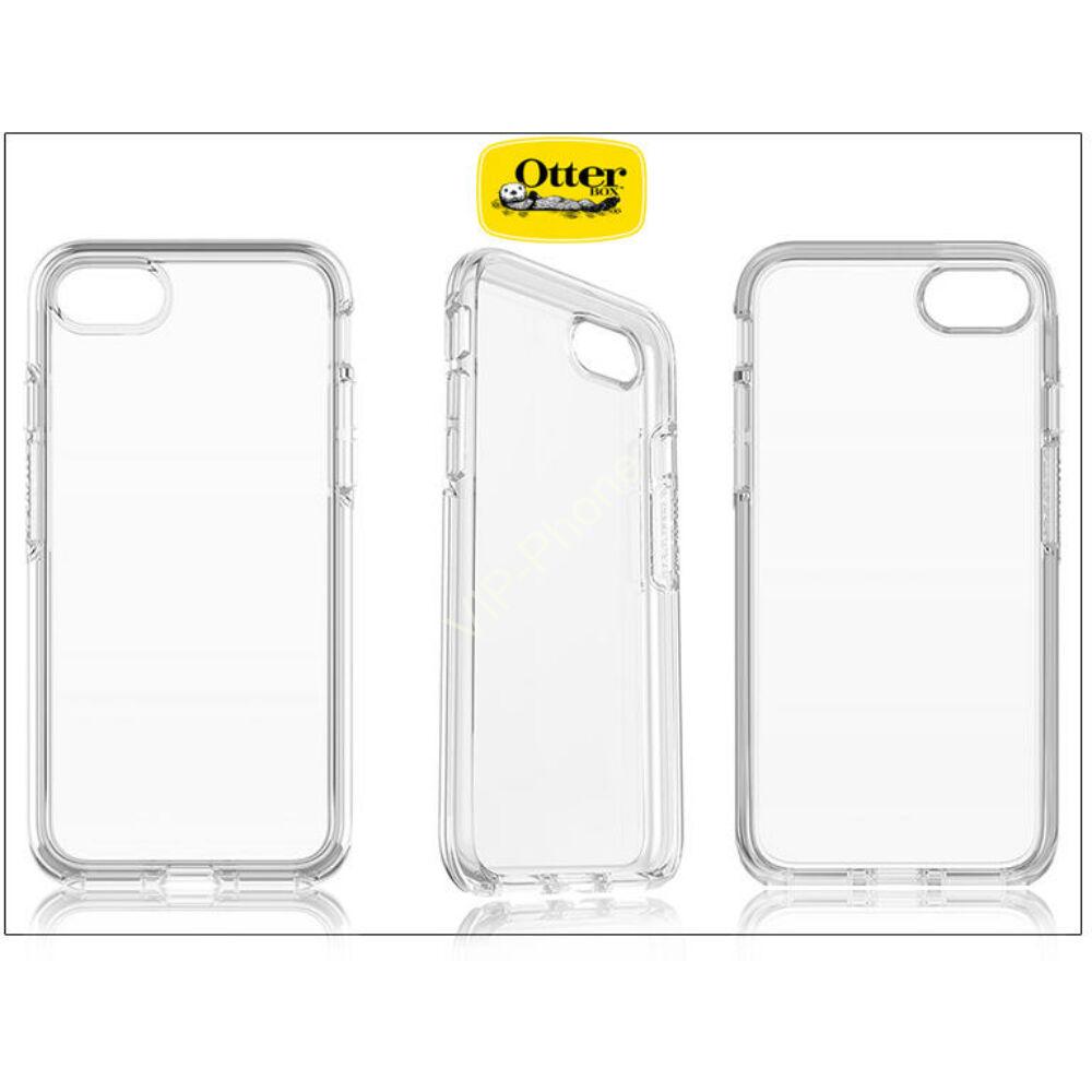 Samsung G965F Galaxy S9 Plusvédőtok - OtterBox Symmetry - crystal clear