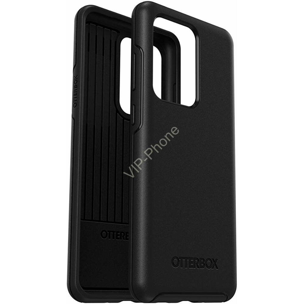 Samsung G985F Galaxy S20 Plus védőtok - OtterBox Symmetry - black