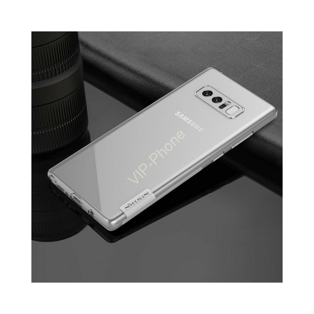 Samsung N960 Galaxy Note 9 szilikon hátlap - Nillkin Nature - átlátszó
