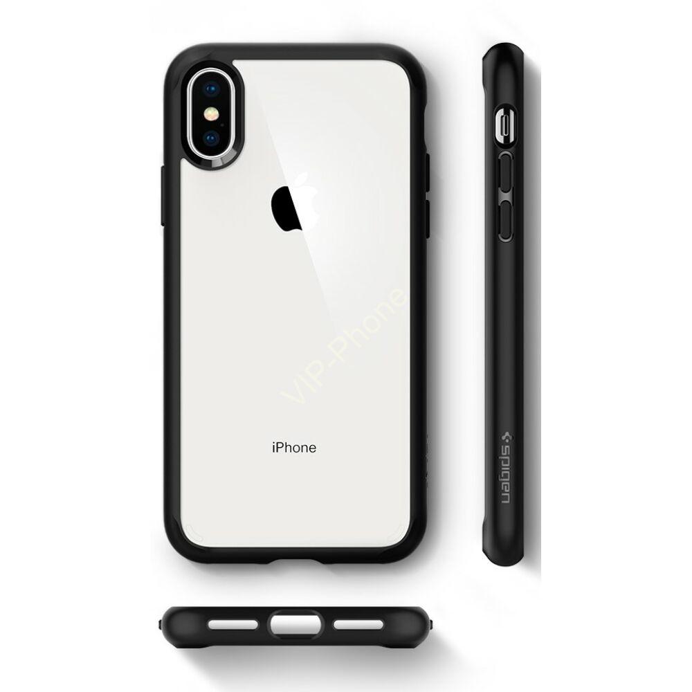 spigen-sgp-ultra-hybrid-apple-iphone-xs-max-matte-black-hatlap-tok-865046