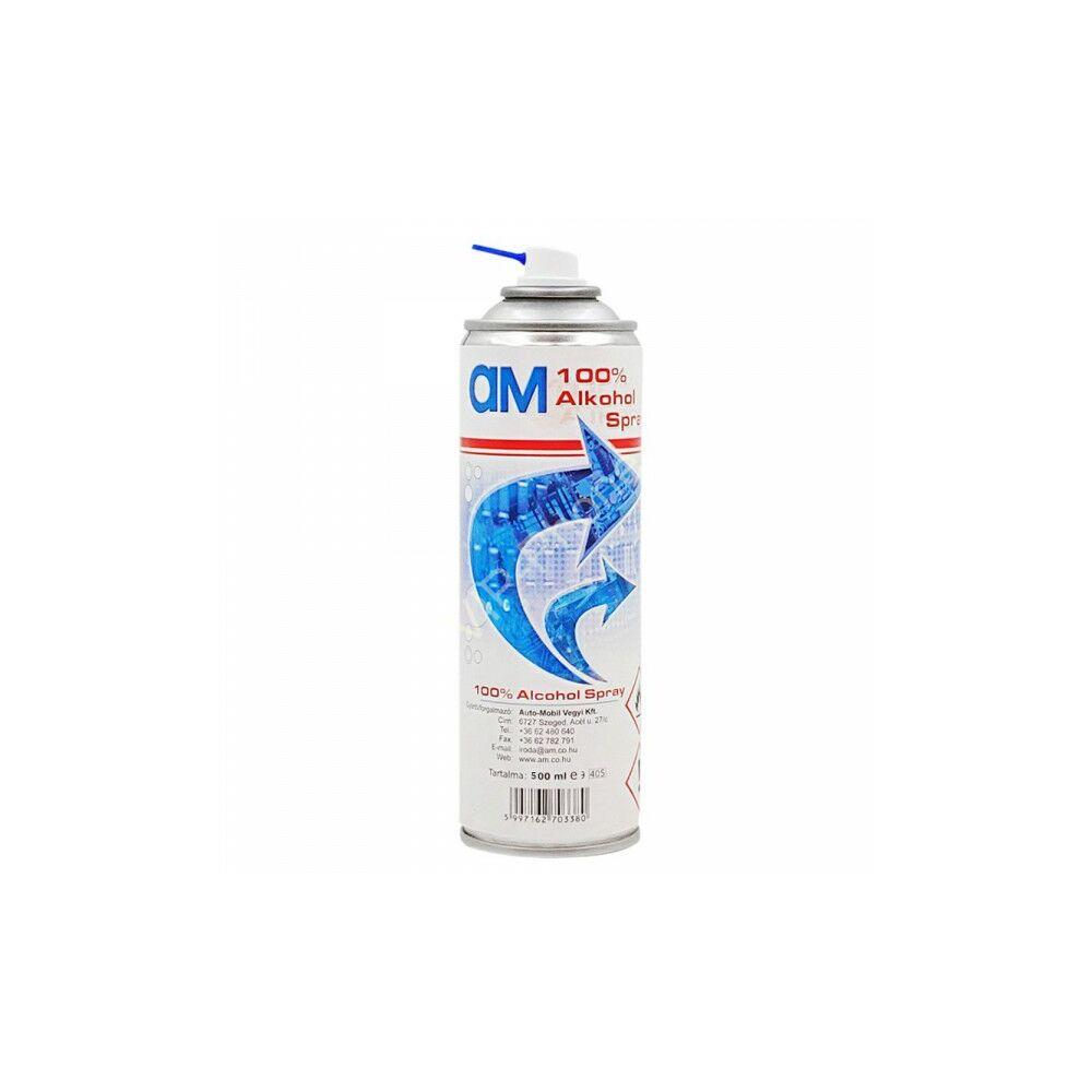 SPRAY alkoholos felület tisztító (100% alkohol) 300 ml