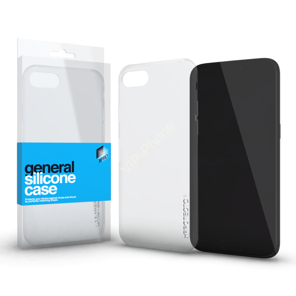 Szilikon tok Case ultra vékony 0.33 mm Huawei P20 Lite készülékhez