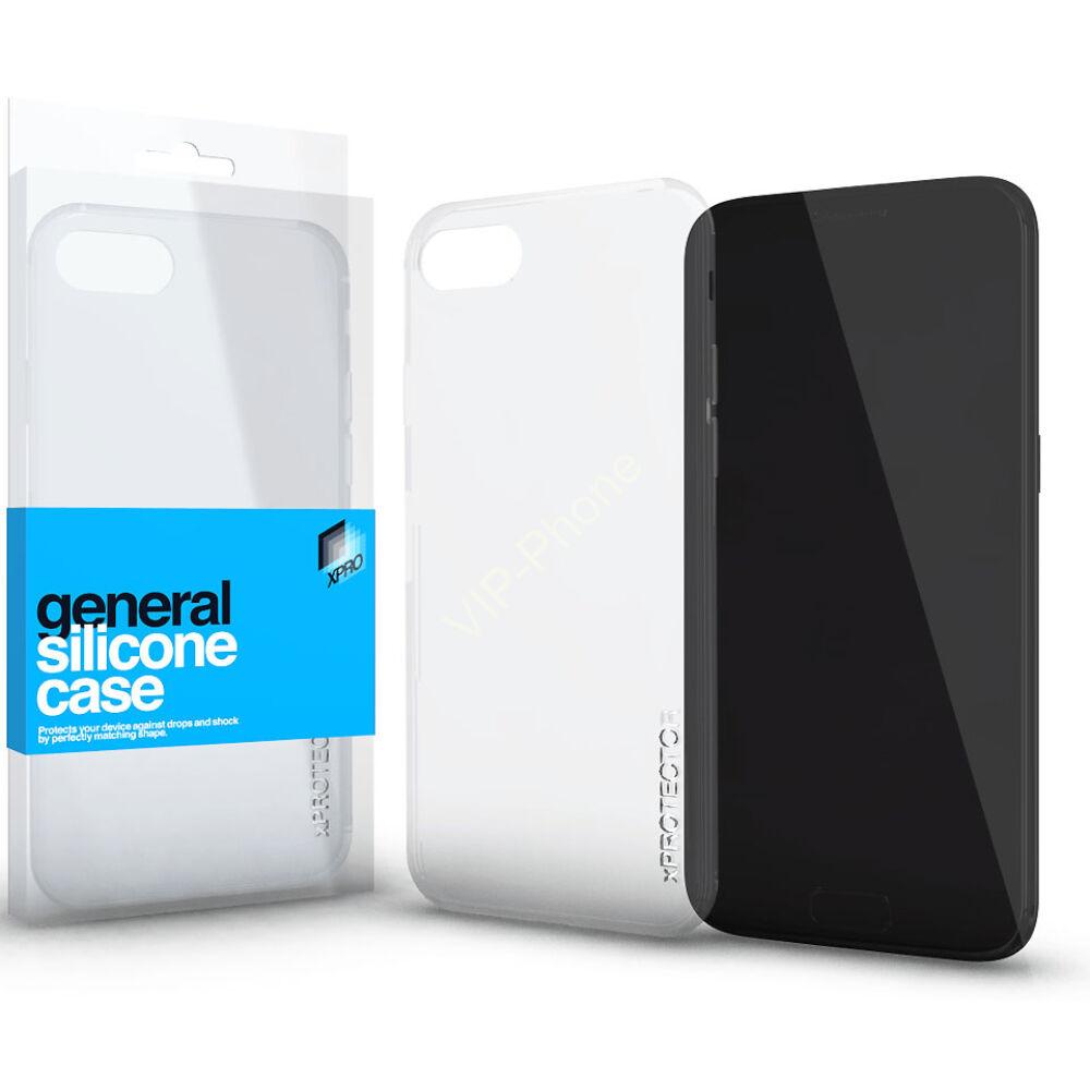 Szilikon tok Case ultra vékony 0.33 mm Huawei P40 Lite készülékhez