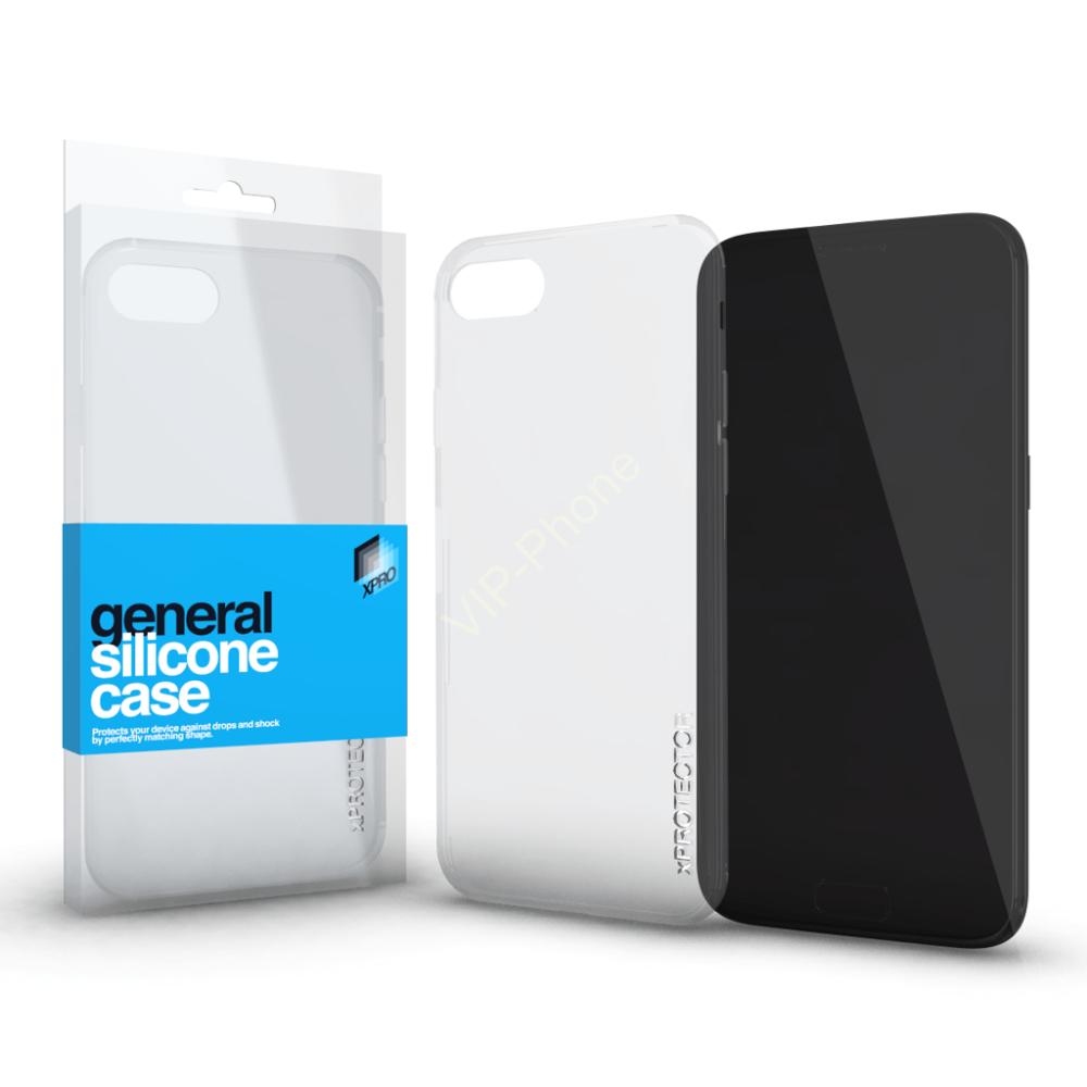 Szilikon tok Case ultra vékony 0.33 mm Samsung A505 Galaxy A50 készülékhez