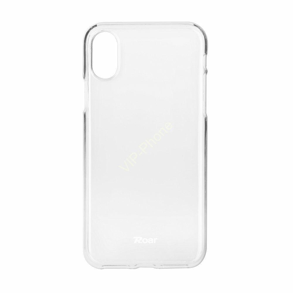 Xiaomi Mi 9 szilikon hátlap - Roar All Day Full transparent
