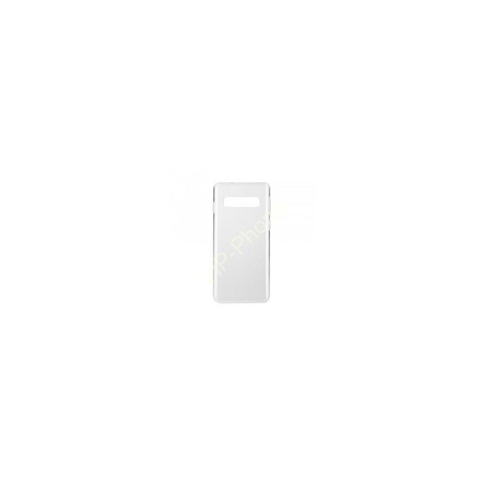 Xiaomi Redmi Note 8 Műanyag telefonvédő (gumírozott) ÁTLÁTSZÓ