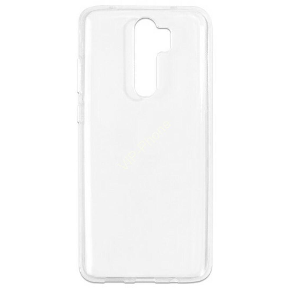Xiaomi Redmi Note 8 Szilikon telefonvédő (ultravékony) ÁTLÁTSZÓ