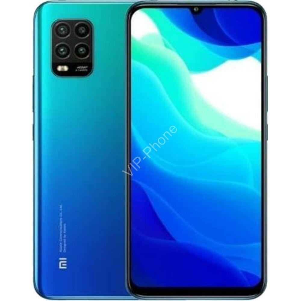 Xiaomi Mi 10 Lite 5G 128GB Dual-Sim kék kártyafüggetlen mobiltelefon