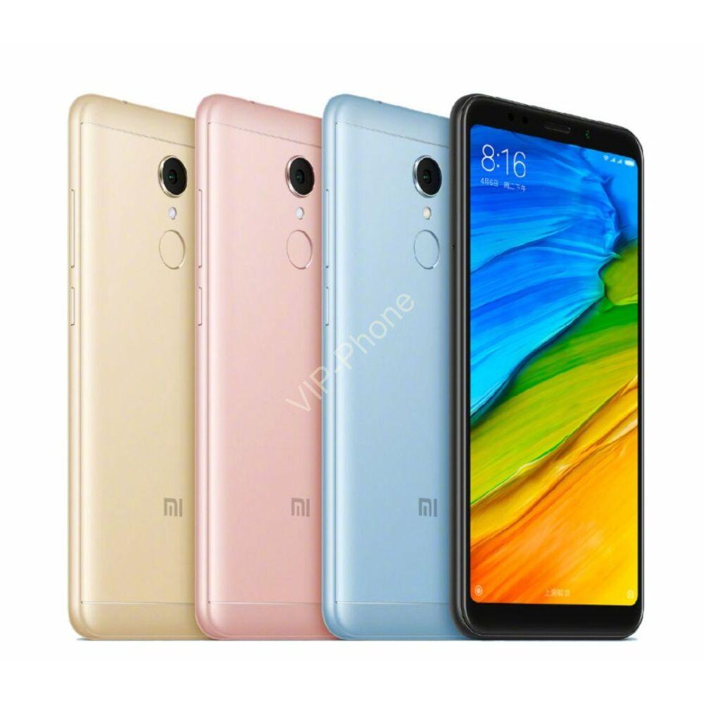 Xiaomi Redmi 5 Plus 32GB Dual-Sim gyártói garanciás kártyafüggetlen mobiltelefon