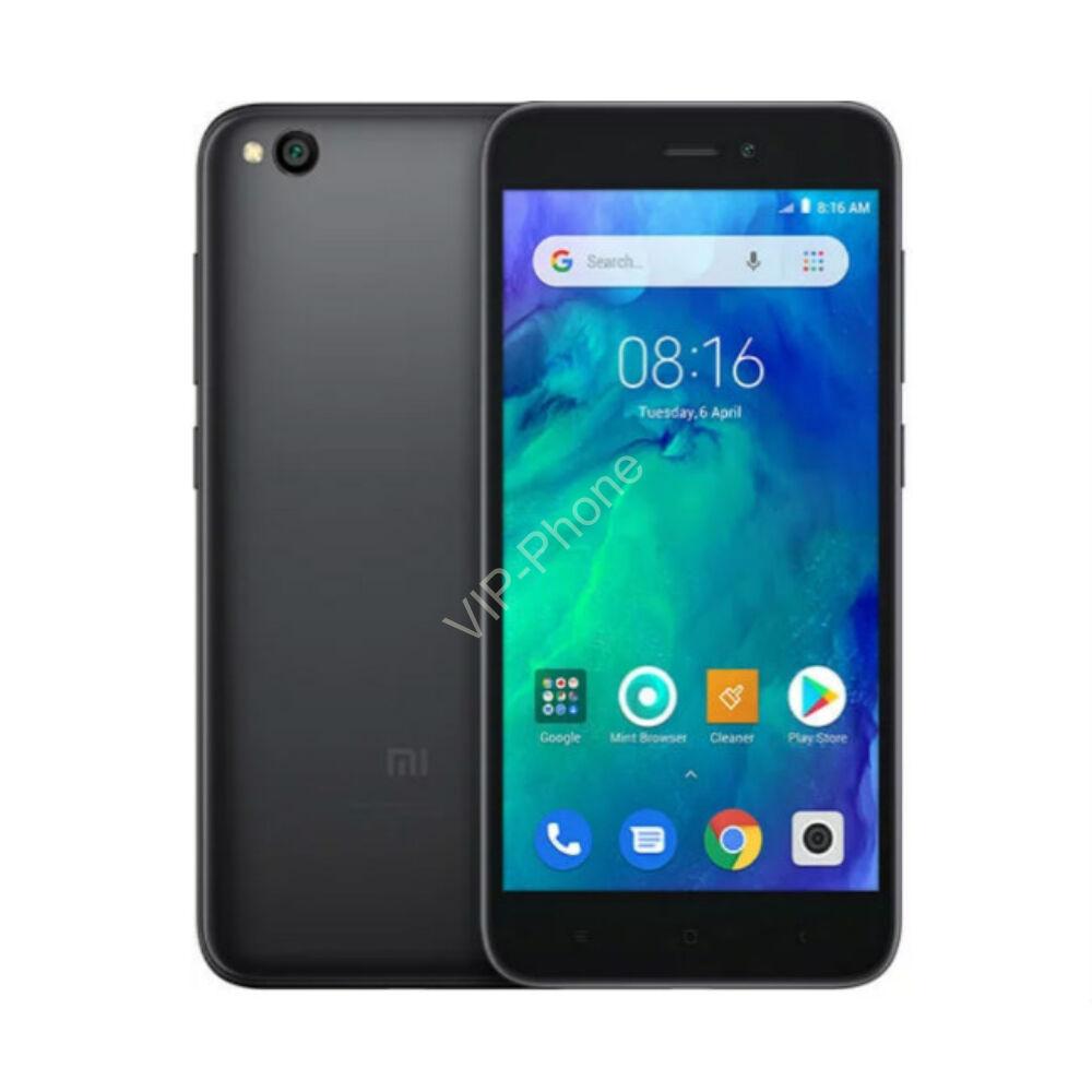 Xiaomi Redmi Go 8GB Dual-Sim fekete gyártói garanciás kártyafüggetlen mobiltelefon