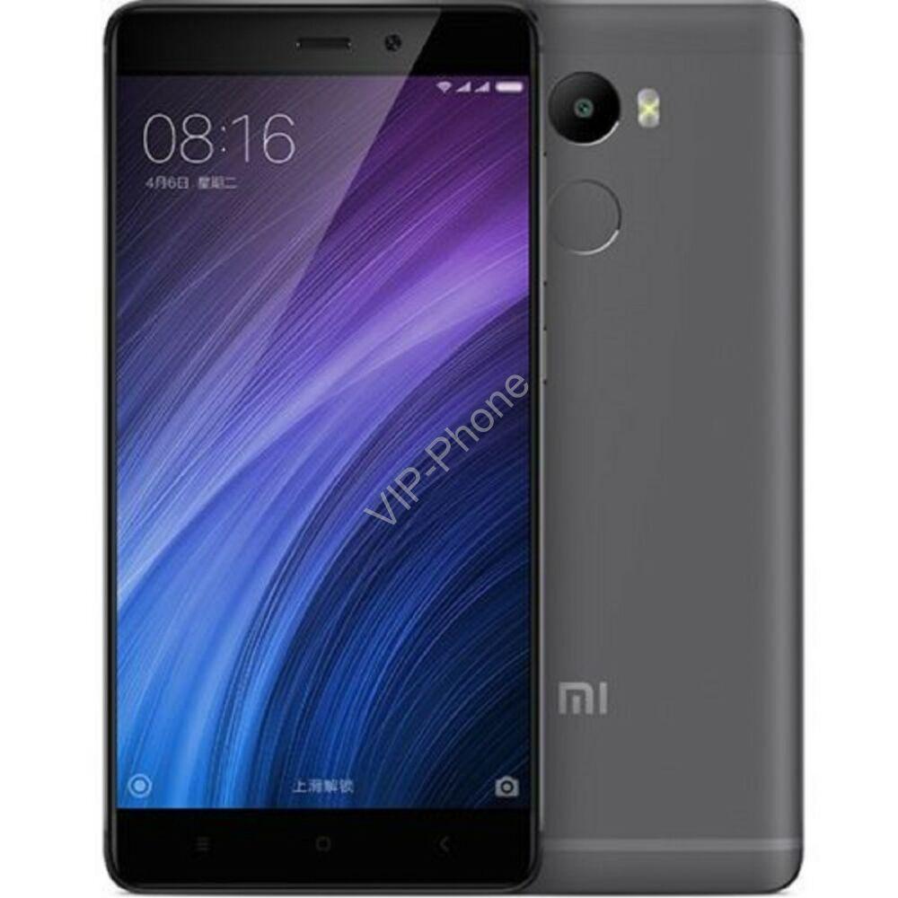 Xiaomi Redmi Note 4 Sötétszürke Dual-Sim gyártói garanciás kártyafüggetlen mobiltelefon