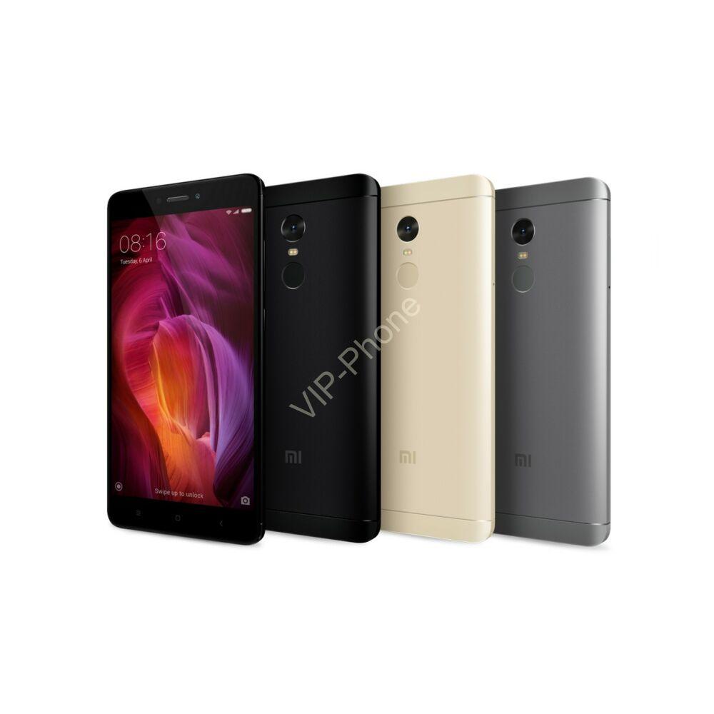 Xiaomi Redmi Note 4 Dual-Sim gyártói garanciás kártyafüggetlen mobiltelefon