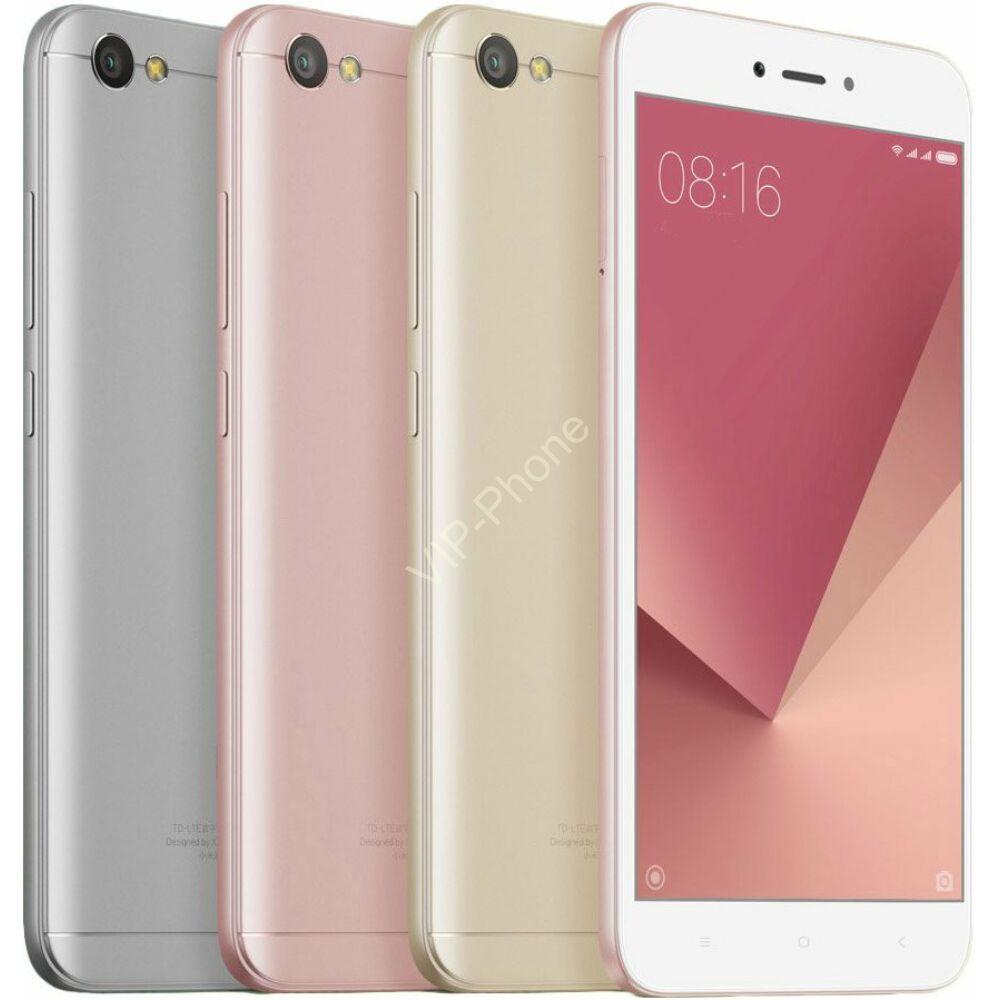 Xiaomi Redmi Note 5A 16GB Dual-Sim gyártói garanciás kártyafüggetlen mobiltelefon