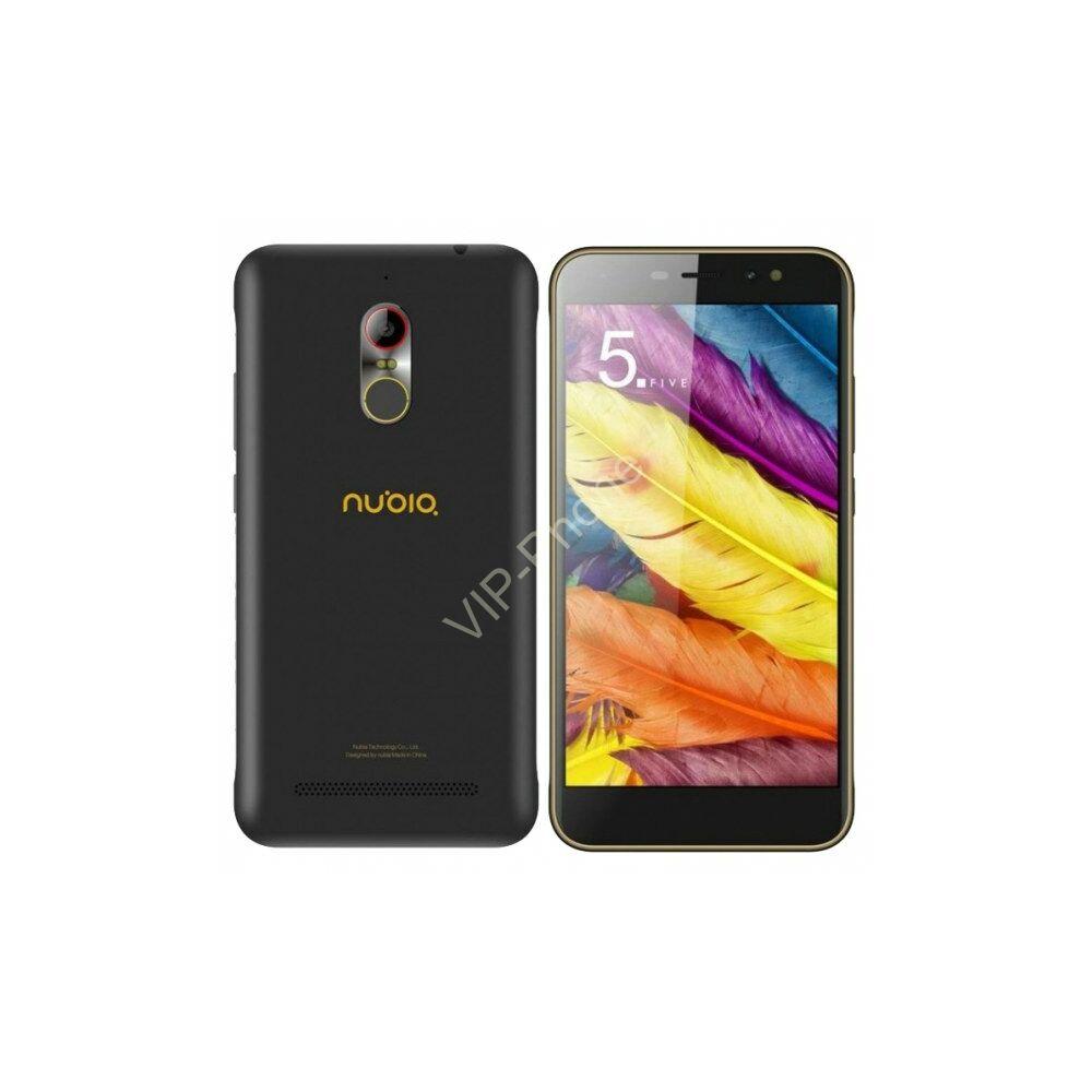 ZTE Nubia N1 Lite Dual-Sim fekete gyártói garanciás kártyafüggetlen mobiltelefon