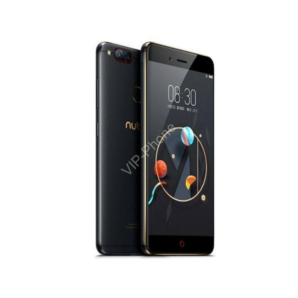 ZTE Nubia Z17 Mini 64GB Dual-Sim gyártói garanciás kártyafüggetlen mobiltelefon