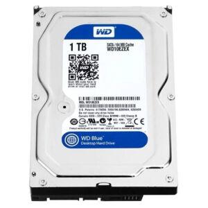 """HDD 3,5"""" 1TB WD SATA3 64MB 7.2 WD10EZEX BLUE 2ÉV"""