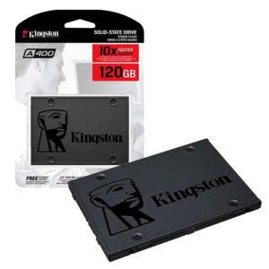 "SSD 120 GB 2,5"" SATA3 KINGSTON SA400S37/120G 3ÉV"