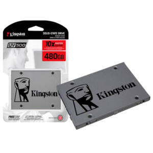 "SSD 480 GB 2,5"" SATA3 KINGSTON  SA400S37/480G"