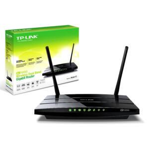 TP-LINK ARCHER C5 WIRELESS 300+900MBPS ROUTER TL-AC1200