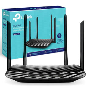 TP-Link Archer C6 AC1200 Dual-Band Wi-Fi router