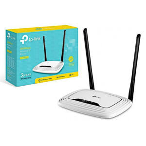 TP-LINK WIRELESS 300 MBPS ROUTER TL-WR841N 2ÉV
