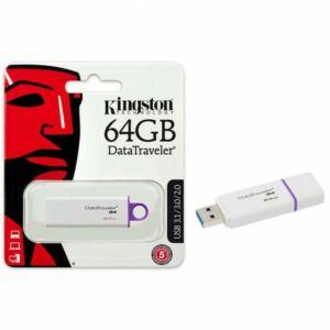 USB PENDRIVE 64 GB 3.0 KINGSTON DTIG4/64GB